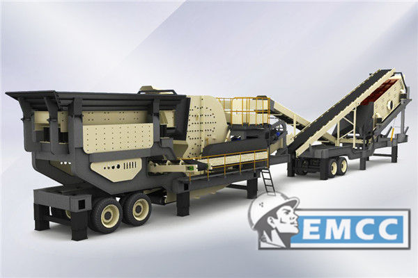 Construction Waste Crushing Production Line