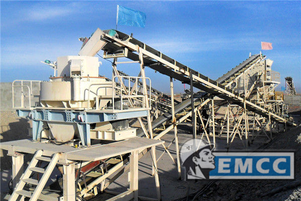 Construction Waste Mobile Crushing Plant