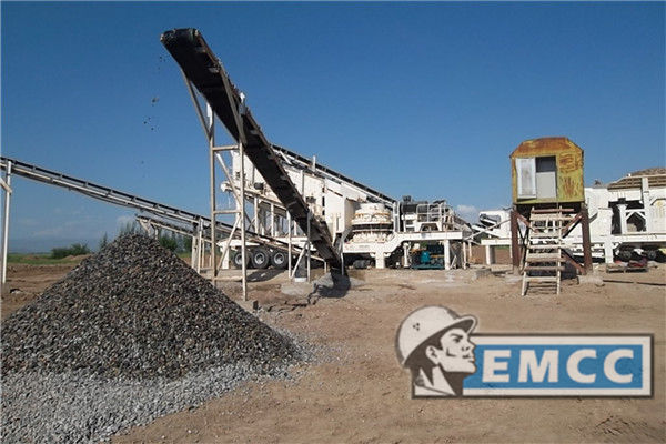 Cone Crusher Series Mobile Crusher Site